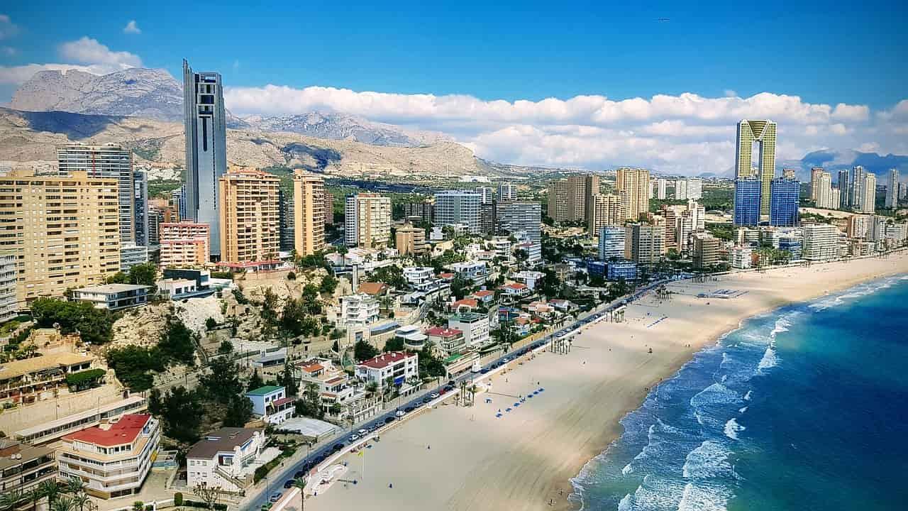 Costa Blanca látnivalók
