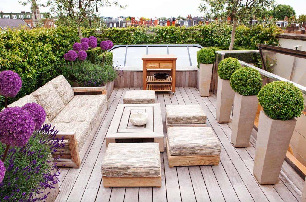 Rooftop Terrace uj