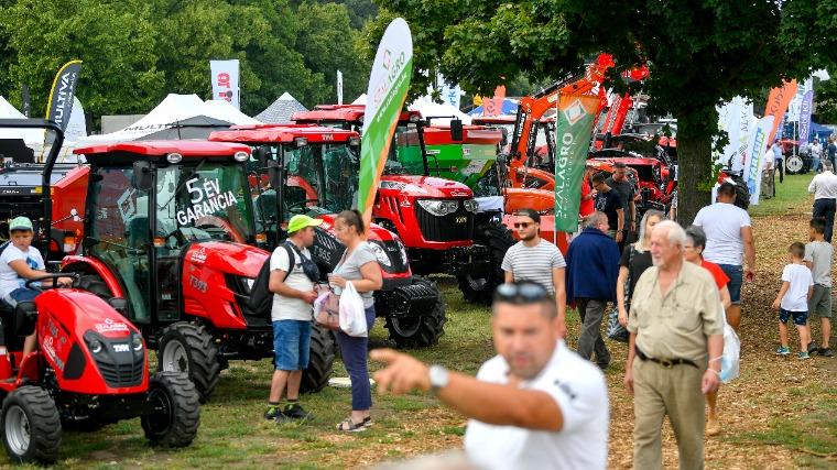 farmer expo kiállítas