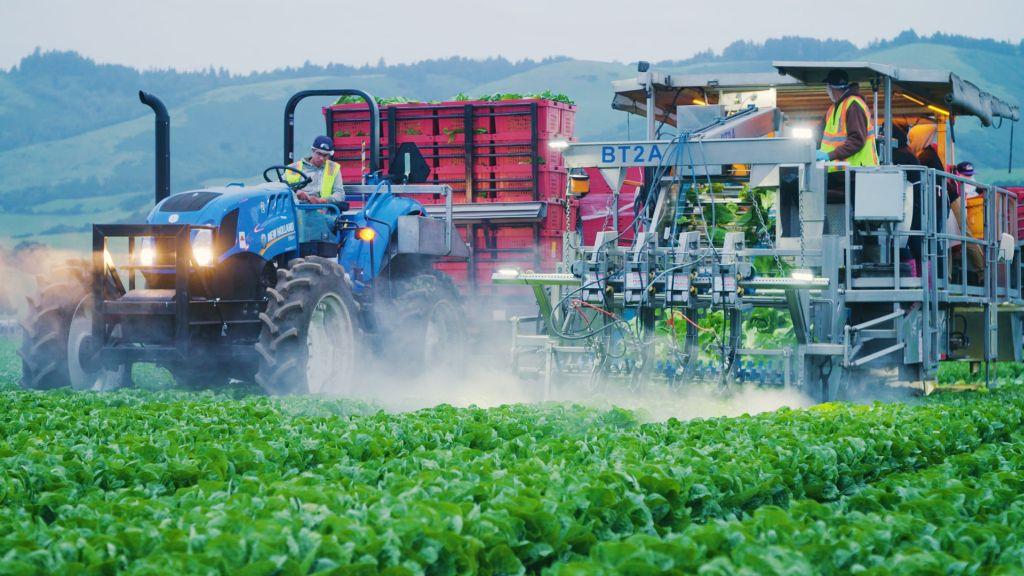 precíziós mezőgazdág